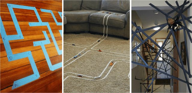 indoor mazes