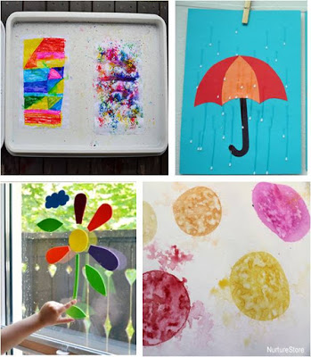 rainy day crafts