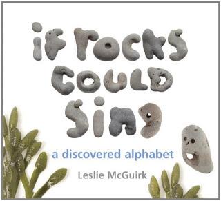 rock alphabet book