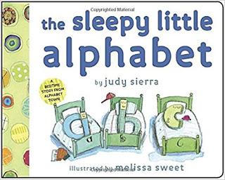sleepy little alphabet book