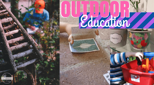 Outdoor Education in Your Homeschool