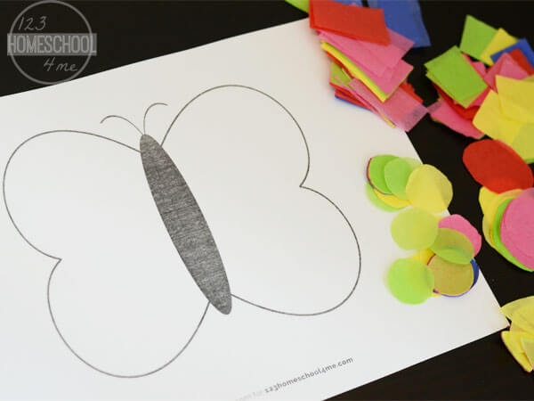 Butterfly Crafts for Preschool