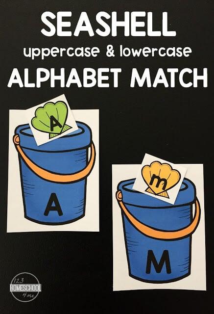 alphabet-summer-seashell-preschool-kindergarten-game