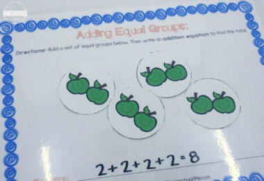 Hands-On Introduction to Multiplication