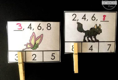 Skip Counting by 2s and 3s