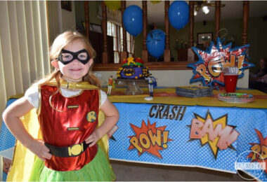 Super-Hero-Birthday-Party