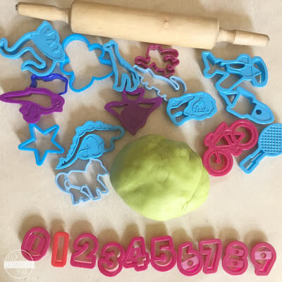 math activities for preschoolers