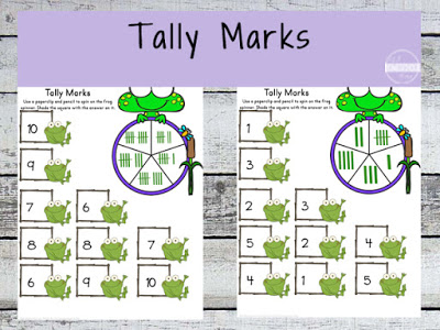 Frog-Themed-Spinner-Math-Fun-Tally-Marks