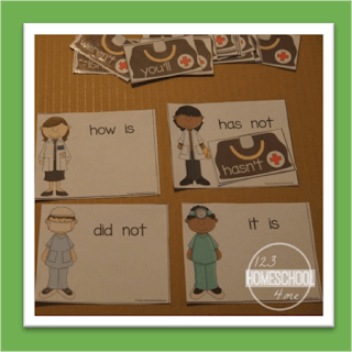 Doctor Contractions Game