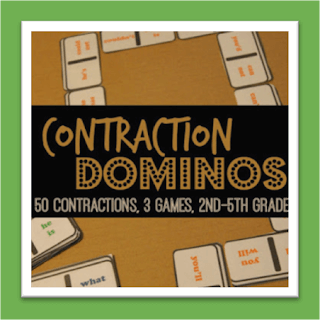 Domino Contraction Game