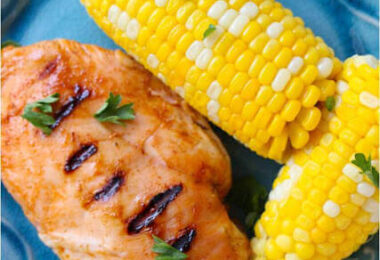 Easy BBQ Chicken Recipe