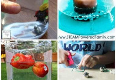 Fun Activities for Water STEM