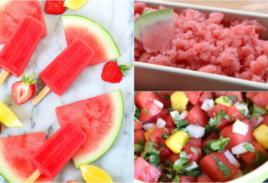 Ways To Eat Watermelon This Summer