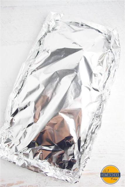 Sausage Foil Packet Recipe