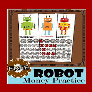 Robot Money Practice