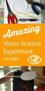 eye model experiment