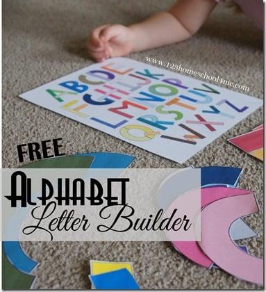 Alphabet Letter Find Facebook