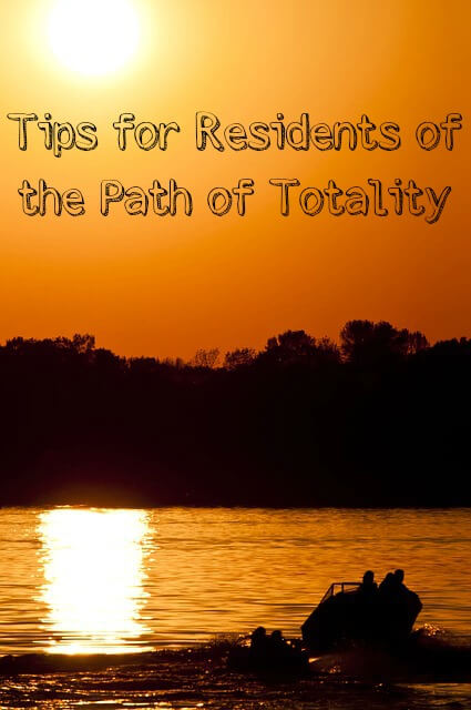 Tips for Residents of the Path of Totality (2017 Total Solar Eclipse tips and tricks for families wanting to see this once-in-a-lifetime sight)