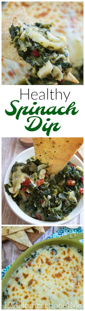 Looking for that perfect appetizer to serve this summer? You are going to love this jazzed upbaked spinach artichoke dip. This Zesty Spinach Dipis loaded with not only healthy spinach and artichoke, but pimientos, cheese, and yummy seasoning for a satisfying, creamy appetizer dip!