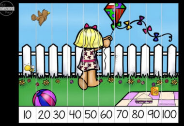 Summer-Skip-Counting-Puzzles