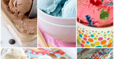 Homemade Ice Cream Recipes