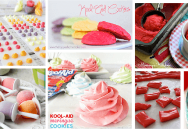 Kool Aid Recipes for Play