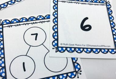 Number-Bonds-Games