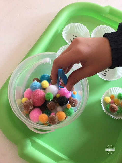 fine motor activity for kids