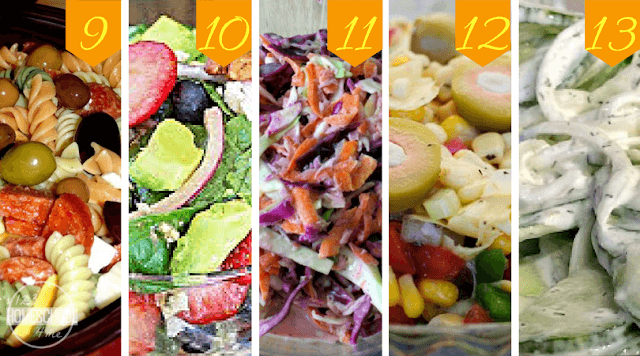 salad potluck recipes