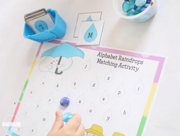 uppercase alphabet letter match
