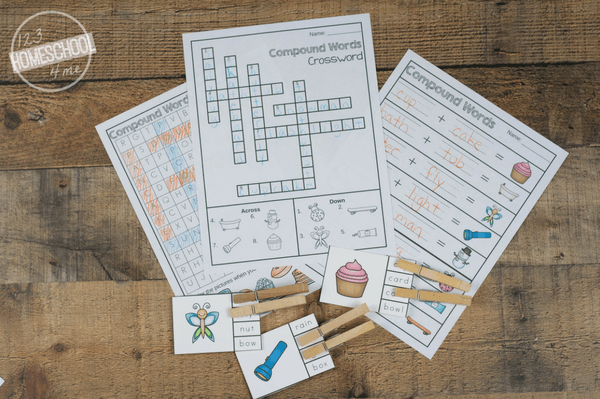 Compound-Words-Worksheets
