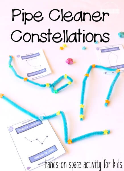 Pipe Cleaner Contellations
