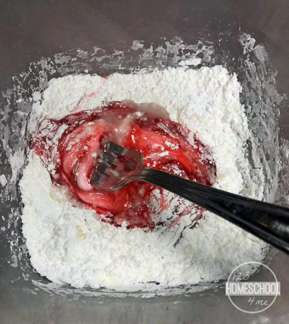 Making Gummy Bear Slime 2