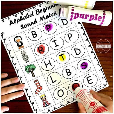 free Phonics Sounds Worksheets