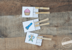 Compound Words Clip Cards