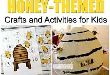 Did you know that National Honey Bee Day is on August 17th? And September is National Honey Month? What better time to learn about the amazing sweetener that is honey and what clever insects make that honey for us! We have tons of funhoney bee activities for toddler, preschool, pre k, kindergarten, first grade, and 2nd grade students!