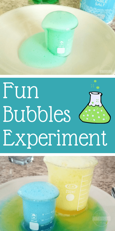 Fun Bubbles Experiment - this is such a fun science project to help kids understand the carbonation or fizz in soda. perfect science experiment for preschool, prek, kindergarten, first grade, 2nd grade,3 rd grad, 4th grade, 5th grade, homeschool, summer science, and more. #science #scienceexperiment #scienceproject