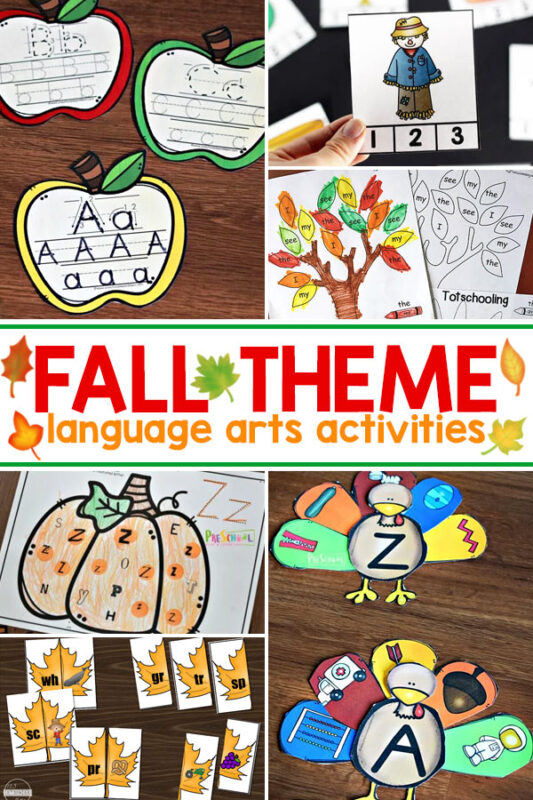 fall-theme-language-arts-activities