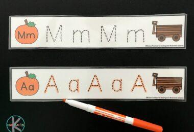 Pumpkin-Letter-Tracing