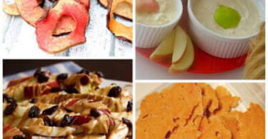 Apple Recipes to Make with Kids