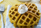 Easy to Make Pumpkin Waffles
