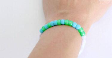 Birthday Coding Bracelet