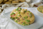 Jazzed Up Creamed-Chicken-over-Biscuits-Recipe