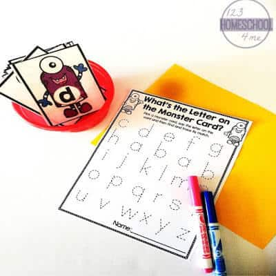 alphabet games with lowercase letters