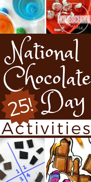 25 Ideas for National Chocolate Day including Chocolate Crafts for Kids, and Chocolate Activities for Kids, Chocolate Activities Learning for Toddler, Preschool, Kindergarten, first grade,2nd perfect for chocolate activities lesson plan