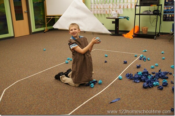 Sinking Sails Game for Jesus Calms the STorm