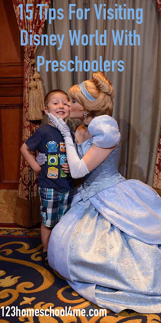 15 Disney World Tips and Tricks for seeing Disney World with Preschoolers! MUST READ before your next family vacation.