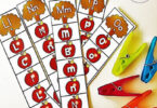 Alphabet-Apple-Clipping-Strips
