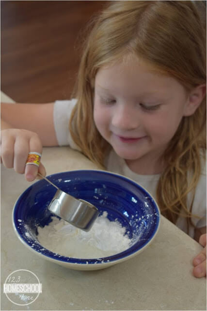 dish soap slime