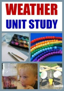 free-weather-unit-study